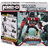 KRE-O Transformers Micro-Changers Combiners Superion Set (A2226)