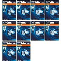 Osram Cool Blue Intense kentekenplaatverlichting, W5W, 12 V, dubbele blister 10 x kentekenplaatverlichting.