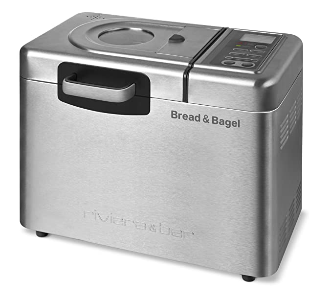 Amazon.com: Riviera & Bar QD794A Bread & Bagel Machine à ...