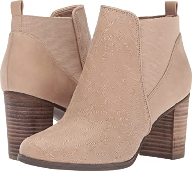 Dr. Scholl s Womens Dixie - Original Collection Taupe Leather ... ca6ae09bd90