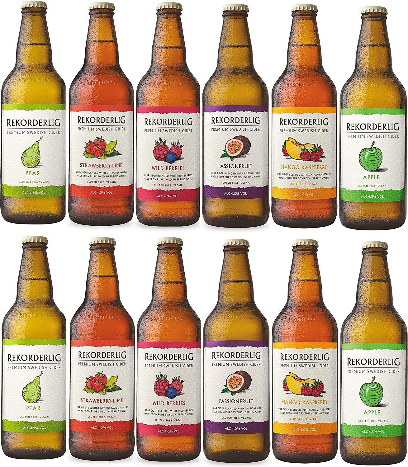 Rekorderlig Mixed Cider Case - 12 x 500ml