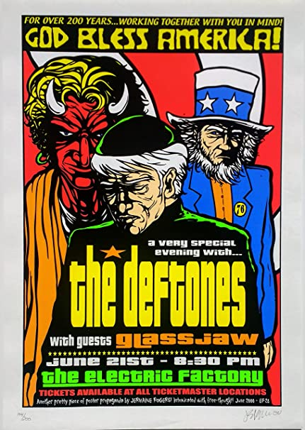 6df95bdf4 Image Unavailable. Image not available for. Color: Deftones Poster ...