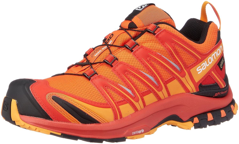 594d88059 Salomon XA Ibis/Fiery de Pro 3D, Calzado de Trail Running para para Hombre  Multicolor (Scarlet Ibis/Fiery Red/Bright Marig) 2ca8f0e