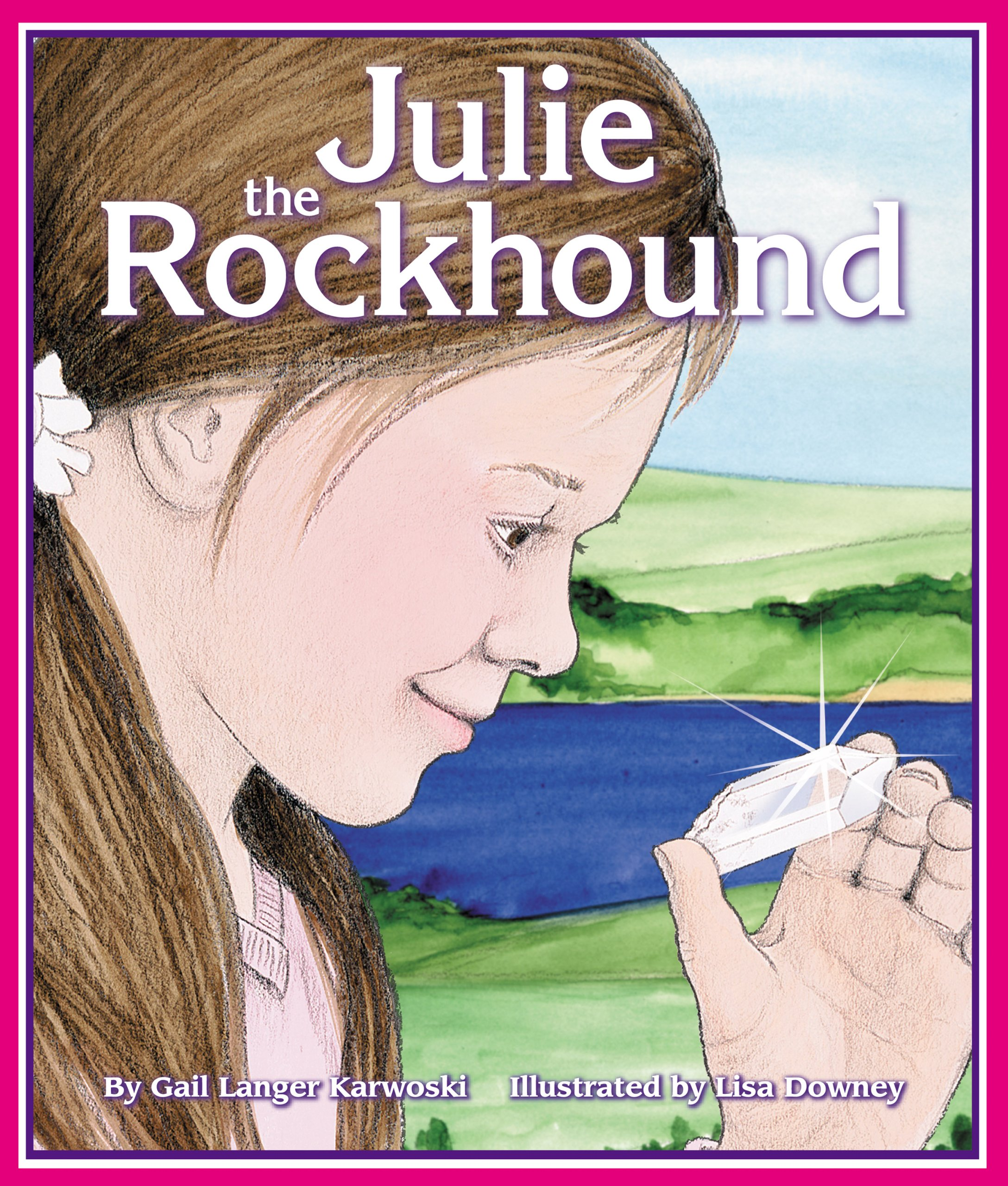 Julie the Rockhound (Arbordale Collection) pdf epub