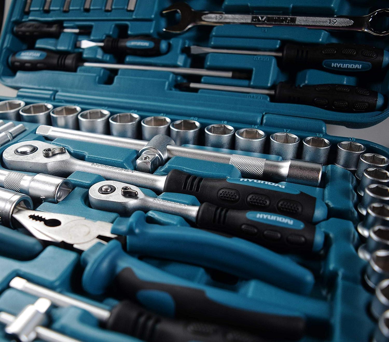 Hyundai K98 Kit Universal Werkzeug Baumarkt