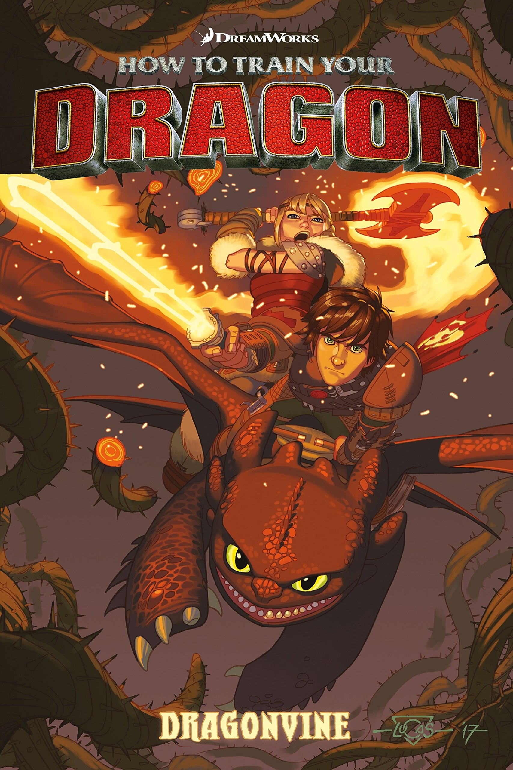 How to train your dragon graphic novel order
