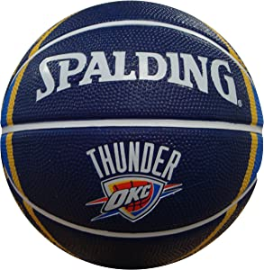 NBA Mini Basketball, 7-Inches