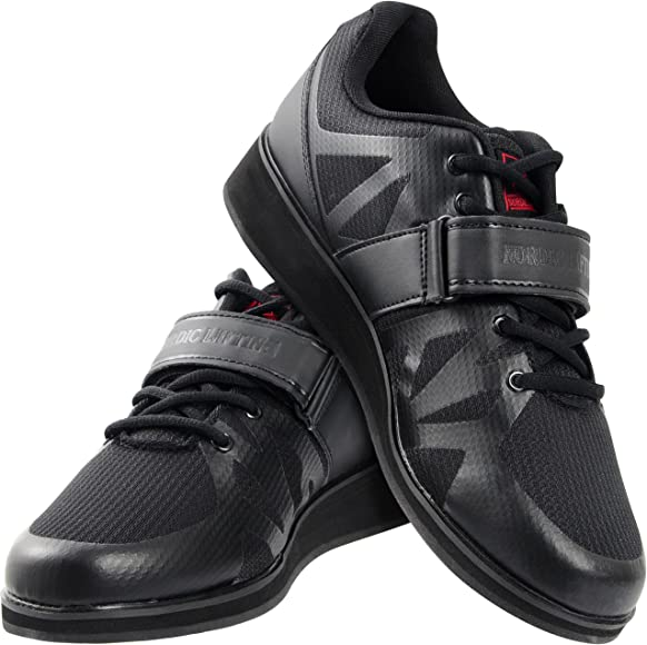 Powerlifting Shoes for Heavy Weightlifting Men's Squat Shoe MEGIN 1 Year Warranty
