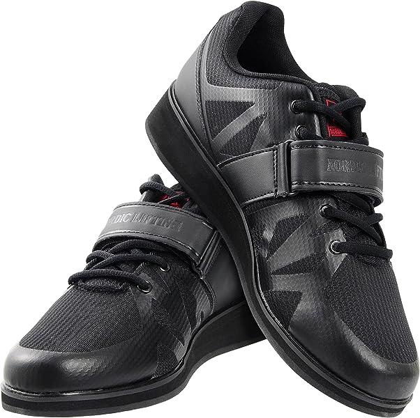 aa53242e22fa68 Nordic Lifting Powerlifting Shoes for Heavy Weightlifting - Men s Squat  Shoe - MEGIN 1 Year Warranty