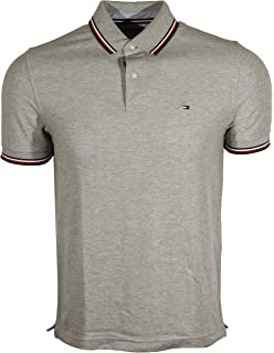 23613ee2ad9 Tommy Hilfiger Men s Classic Fit Polo at Amazon Men s Clothing store