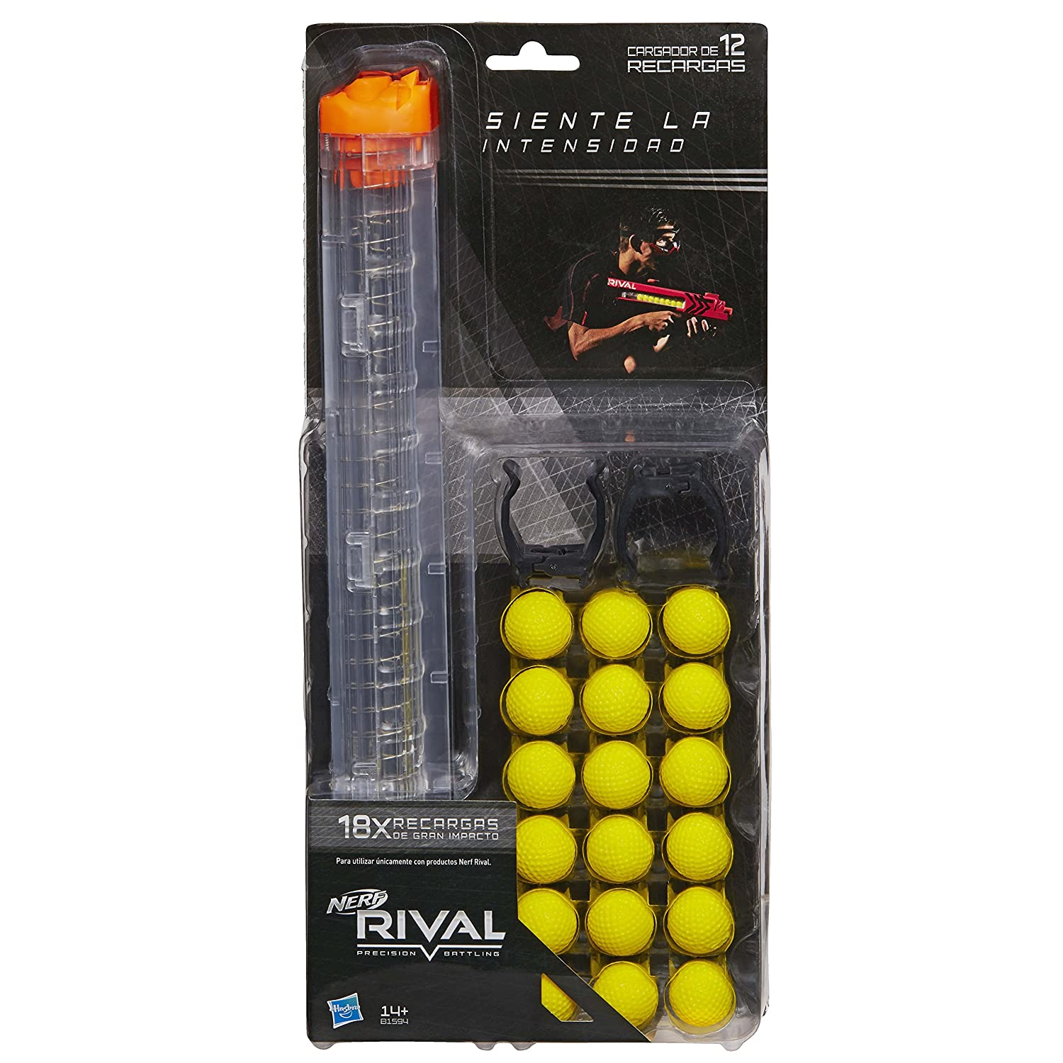 Nerf - Rival Kit Recarga (Hasbro B1594SO0)