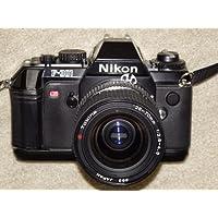 FOTOTECHNIK BY LLL SLR Fotocamera Nikon F 301–Black Edition con obiettivo–Tokina 28–70mm–1: 2.8–4.3–Ø 62# # pezzo da collezione–Non testato–by lll # #