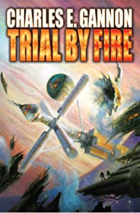 Trial by Fire (Caine Riordan Book 2)