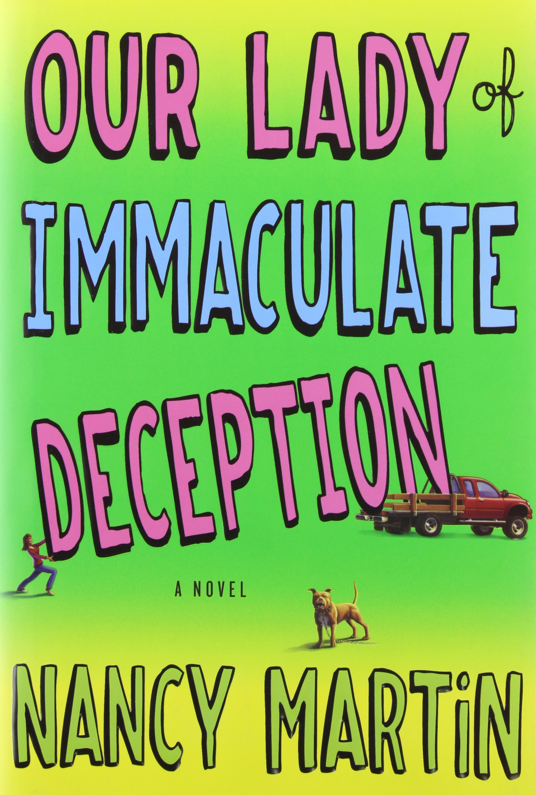 Our Lady of Immaculate Deception (Roxy Abruzzo) pdf