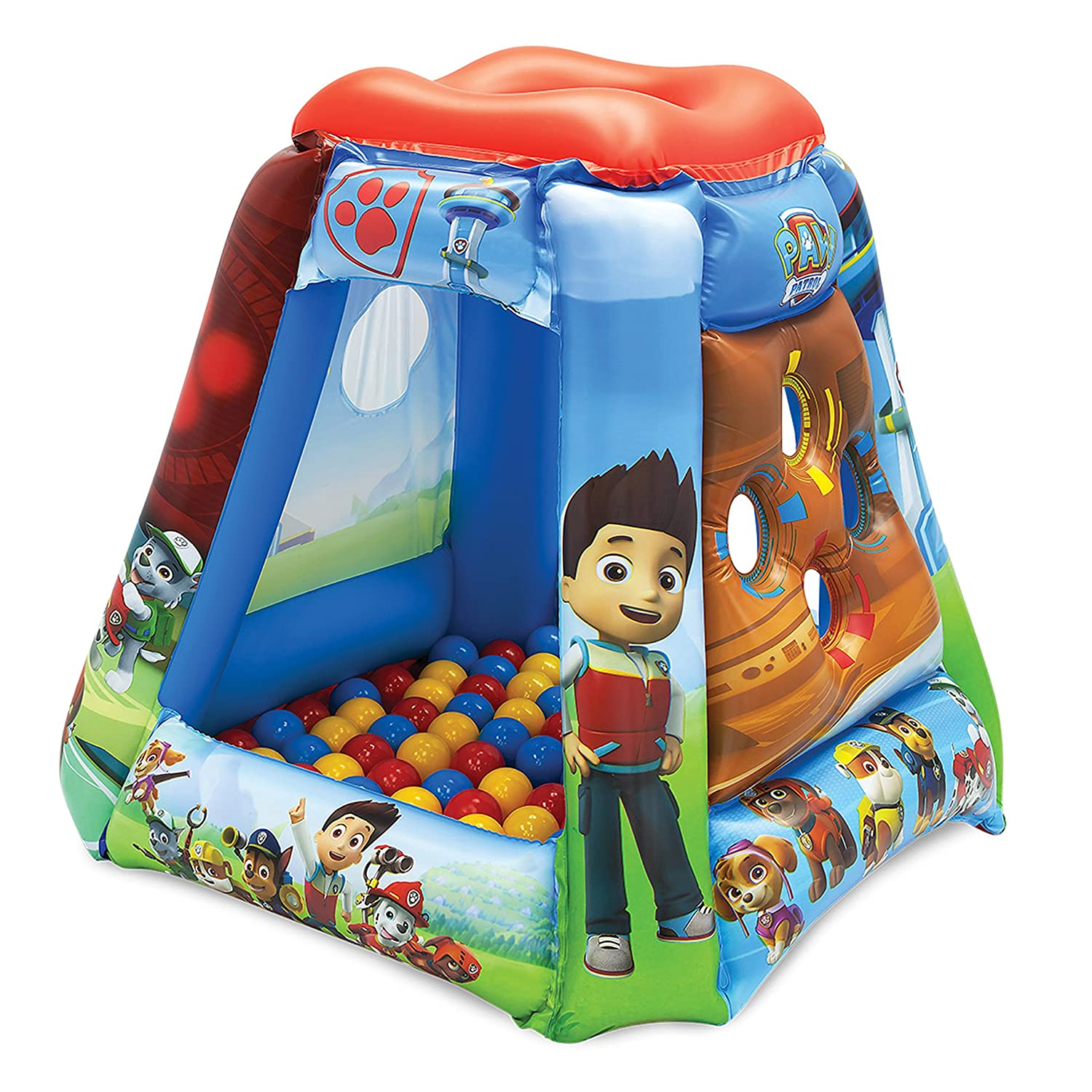 Paw Patrol 8912 All Paws on Deck with 20 Balls Playhouse