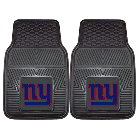 9f3c4704332 Amazon.com  FANMATS NFL New York Giants Vinyl Heavy Duty Car Mat  Automotive