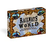 Eagle Games Railways of the World Board Game