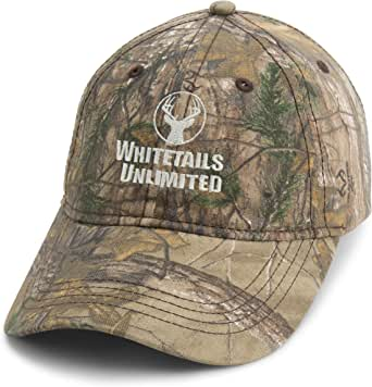 Whitetails Unlimited Realtree Xtra Hat