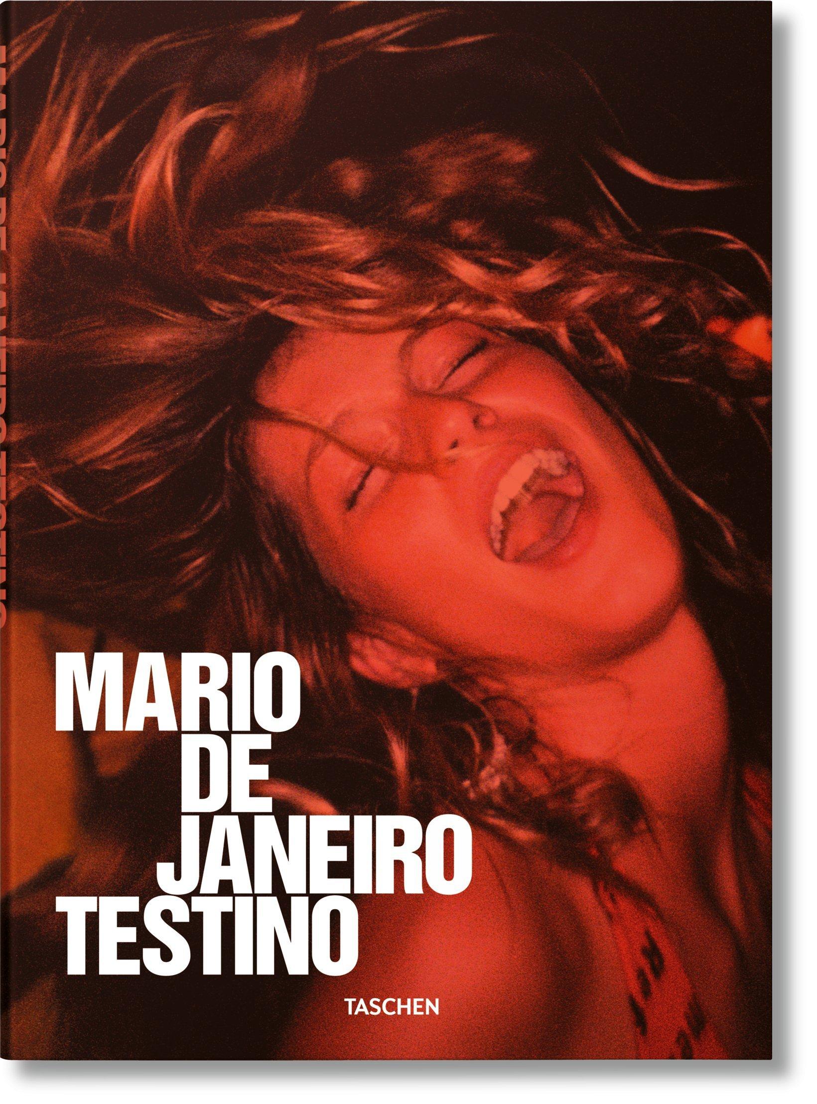 Rio de Janeiro. Ediz. italiana, spagnola e portoghese (Spagnolo) Copertina flessibile – 1 set 2009 Mario Testino Taschen 3836519097 Brasile
