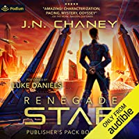 Renegade Star: Publisher's Pack 4: Renegade Star, Book 7-8