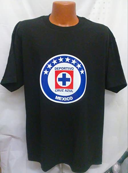 Club deportivo cruz azul playera algodon- t shirt (2x-large)