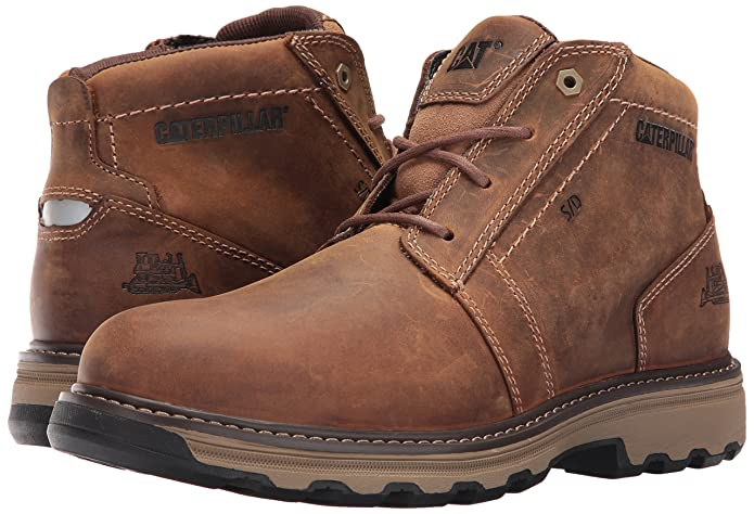925f783ef82 Caterpillar Men's Parker ESD Industrial and Construction Shoe