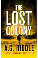 The Lost Colony (The Long Winter Trilogy Book 3) Kindle Edition