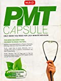 PMT CAPSULE MTG, Only Book You NEED For Last - Minute Revision (MTG BOOKS)