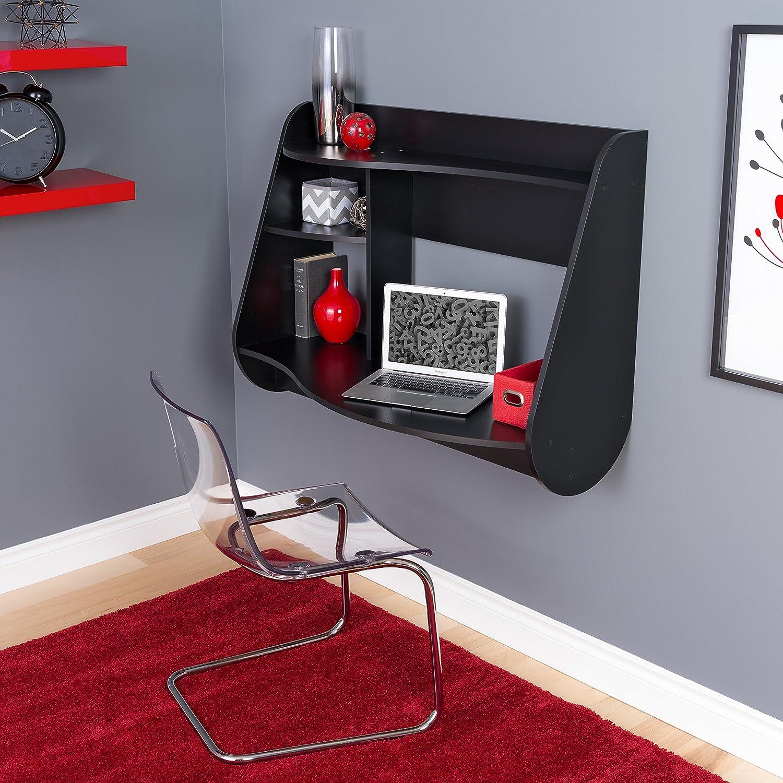 best computer desks setup for small spaces