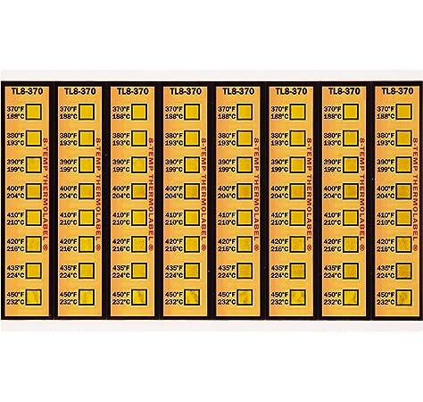 Tempil Tempilstik Temperature Indicators 21 Pack