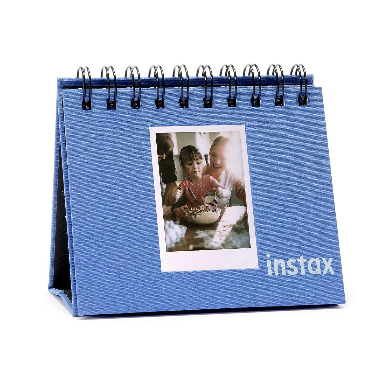 Fujifilm Instax Mini - Álbum Tipo Calendario, Color Azul ...