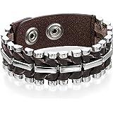 Fred Bennett - Bracelet - Acier inoxydable - 23.0 cm - B4560