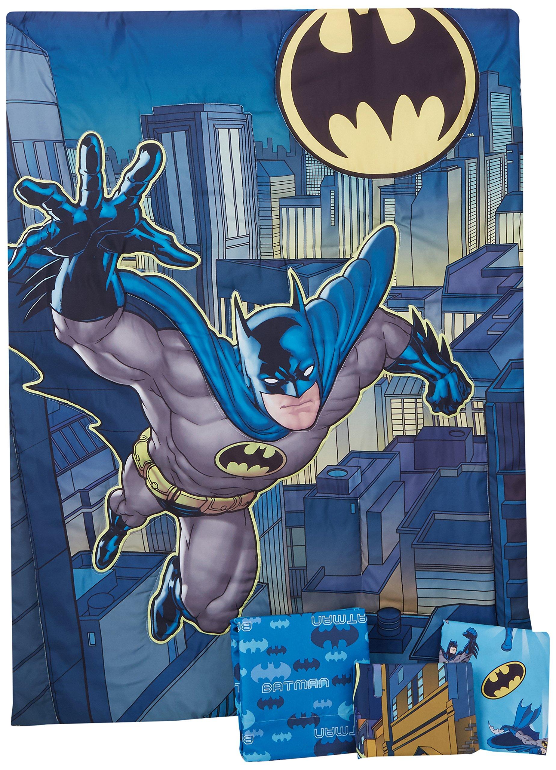 Batman 4 Piece Toddler Bedding Set by Warner Bros