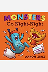 Monsters Go Night-Night Kindle Edition