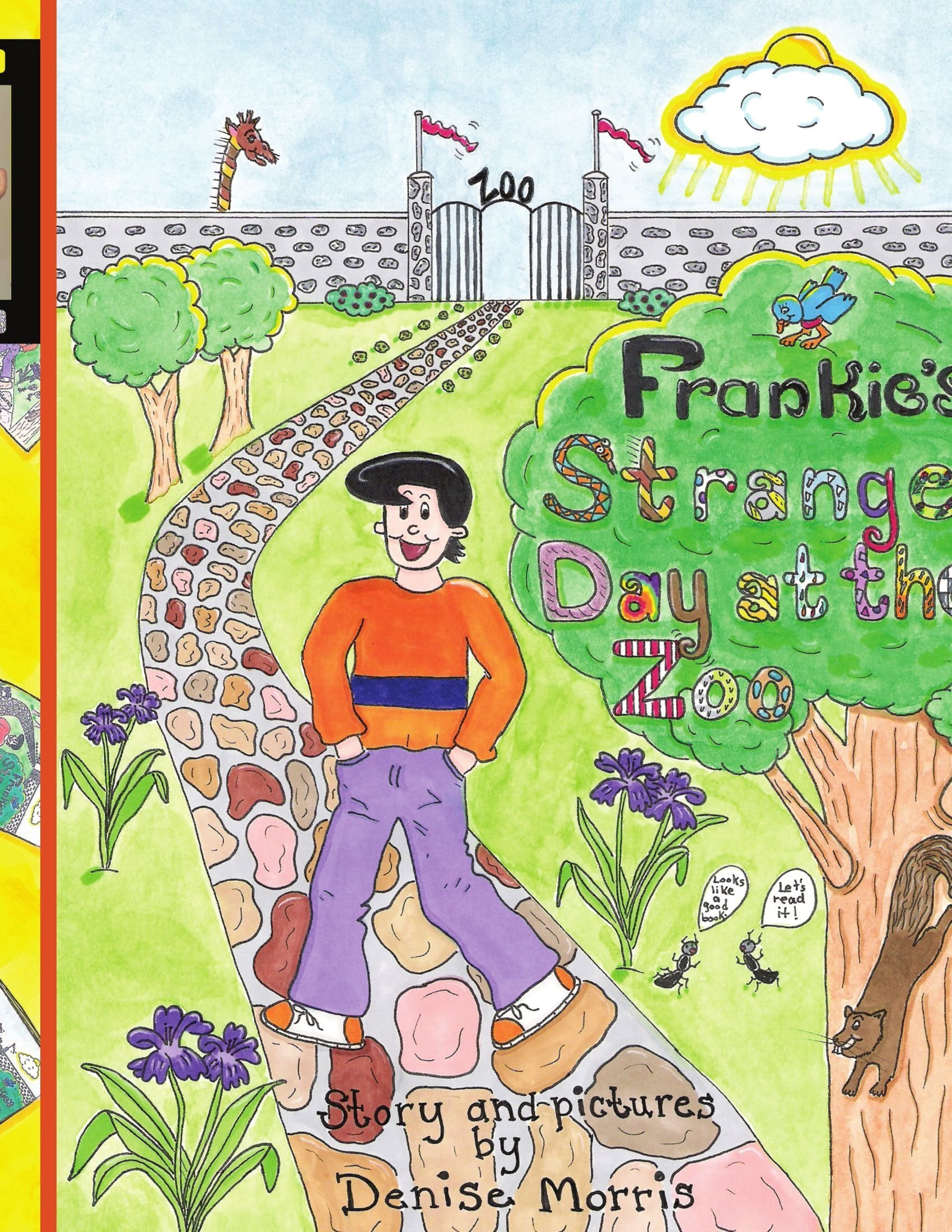 Frankie's Strange Day at the Zoo ePub fb2 ebook