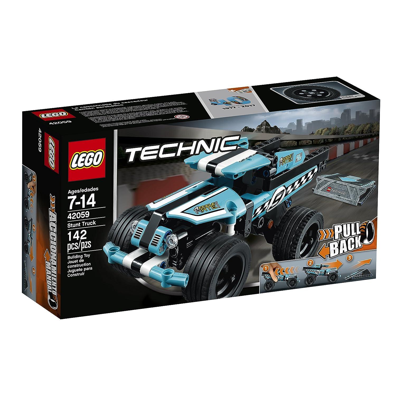 LEGO Technic Stunt Truck 42059 Vehicle Set, Building Toy 6175688