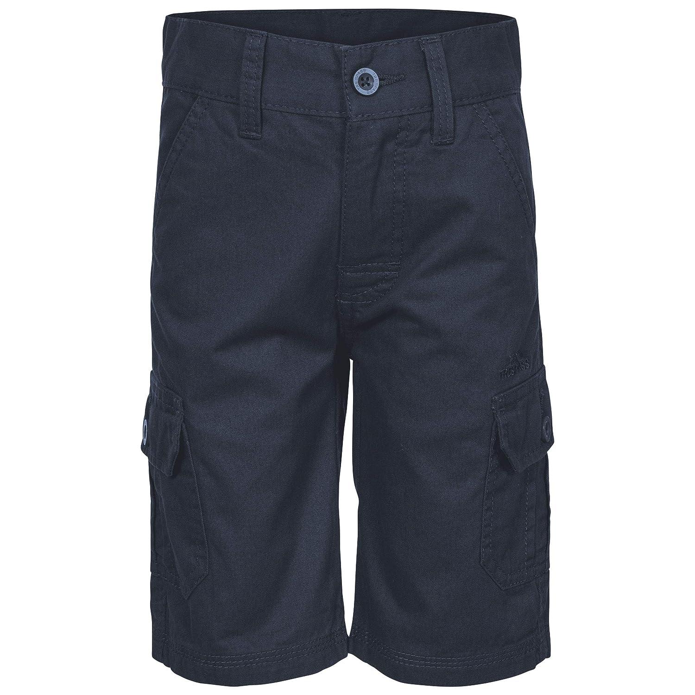 Trespass Jarra Kids Cotton Cargo Shorts