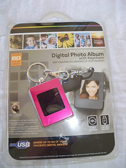 DRIVER UPDATE: INNOVAGE DIGITAL PHOTO ALBUM W KEYCHAIN