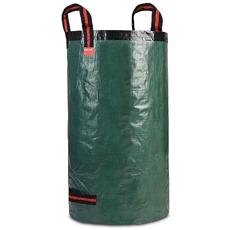 Noor 0164575TRBGR - Bolsas de basura de jardín, M
