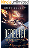 Derelict: Destruction (Derelict Saga Book 3)