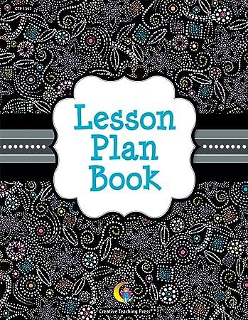 Amazon.com: Libro de planificación de clases Creative ...
