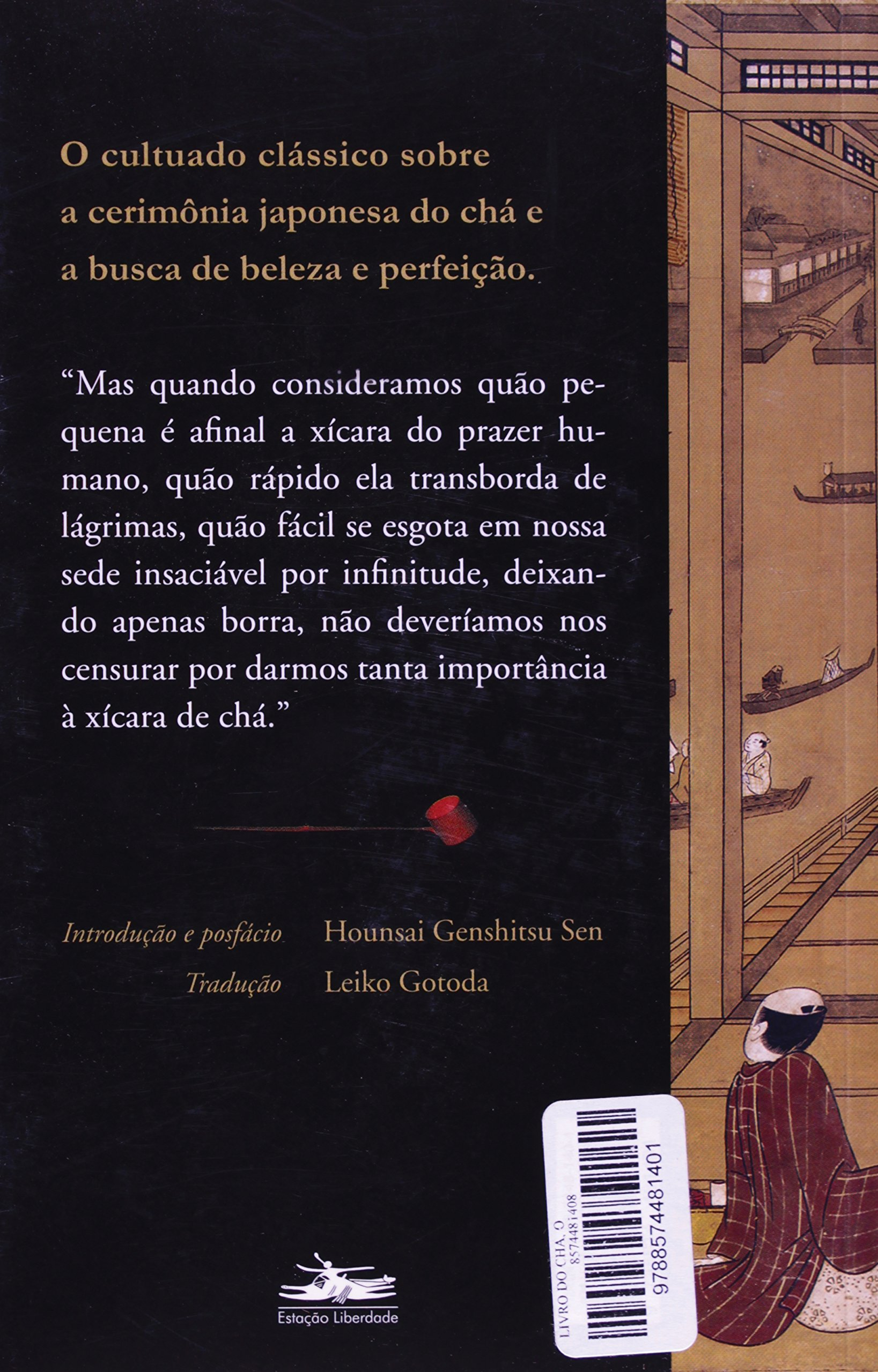 752ddf4e1 O livro do chá - 9788574481401 - Livros na Amazon Brasil