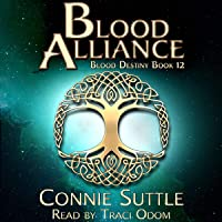 Blood Alliance: Blood Destiny Series, Book 12