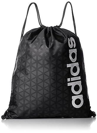 f6990fc51086 Adidas Polyester 17 cms Black Gym Bag (BQ1401)  Amazon.in  Bags ...