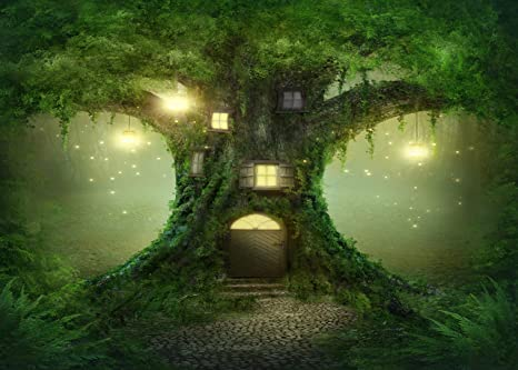 Scrapbooking Bright Green Tree Brads