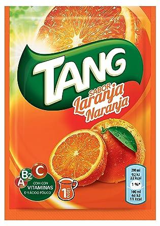 Tang - Sabor Naranja - Refresco en Polvo con Sabor de Naranja - 30g
