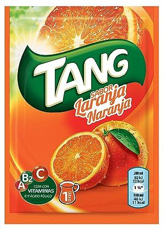 Tang Refresco en Polvo con Sabor de Naranja - 30 g: Amazon.es: Amazon Pantry