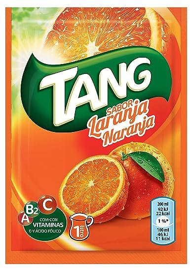 Tang - Sabor Naranja - Refresco en Polvo con Sabor de Naranja - 30g: Amazon.es: Alimentación y bebidas