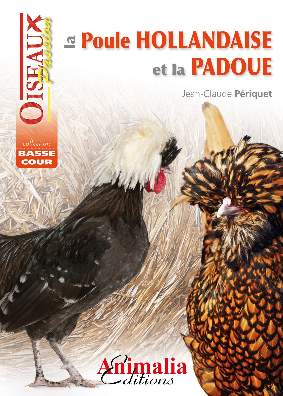 La poule hollandaise et la padoue Broché – 15 décembre 2016 Jean-Claude Périquet Animalia Editions 2359090674 Loisirs / Jardins et Nature