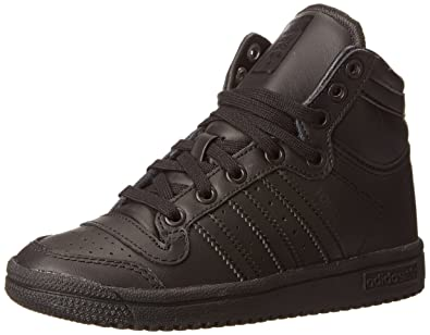 new style 76837 61e96 adidas Originals Top Ten Hi C Basketball Sneaker (Little Kid Big Kid),
